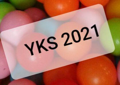 2021 YKS SONUÇLARININ DEĞERLENDİRİLMESİ VE TERCİHLERDE İZLENECEK STRATEJİLER