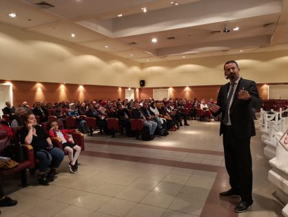 Kocaeli Fen Bilimleri Özel Öğretim Kursu velilerimize Sınav Sistemi ve Ergenlerle İletişim anlattım. 05.10.2018
