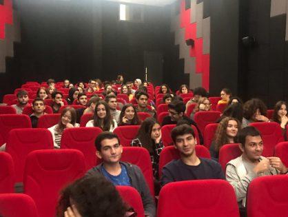 Fen Bilimleri Kurtköy Anadolu Lisesi öğrencilerimize Sınava Hazırlığın Püf Noktaları konulu sunum yaptım. 22.10.2019