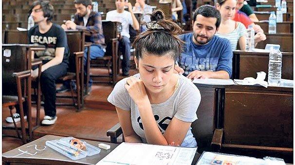 Üniversiteye girişte yeni sınav heyecanı